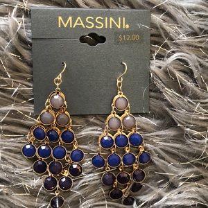 Massini Earrings NWT